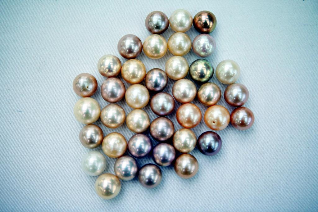 Perle vere multicolor