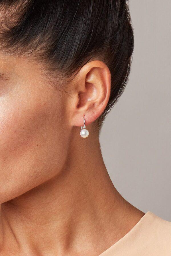 Monachelle con perle Akoya e diamanti - GP_016_I