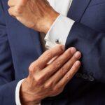 Gemelli gioiello con perle nere_Genisi Pearls