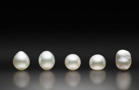 parametri di forma delle perle