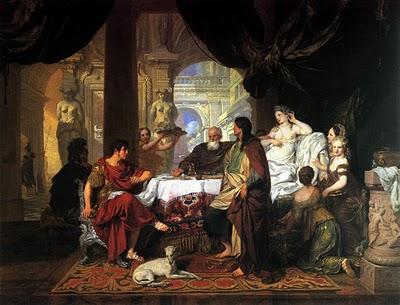 Genisi Cleopatra e Antonio