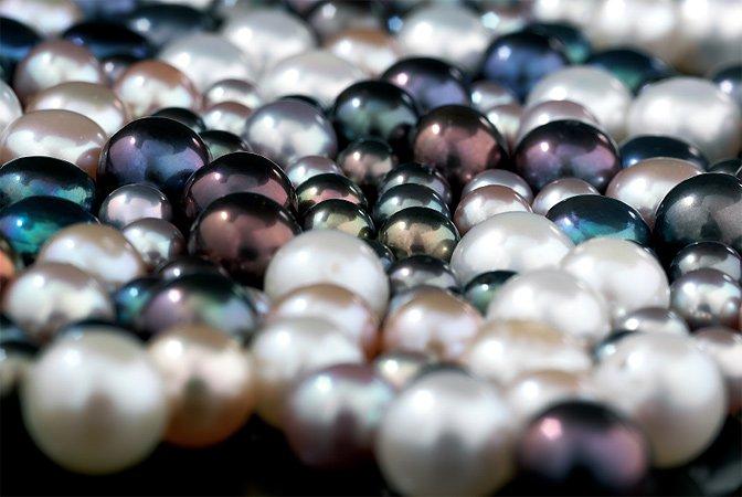 Genisi Perle d'imitazione o sintetiche