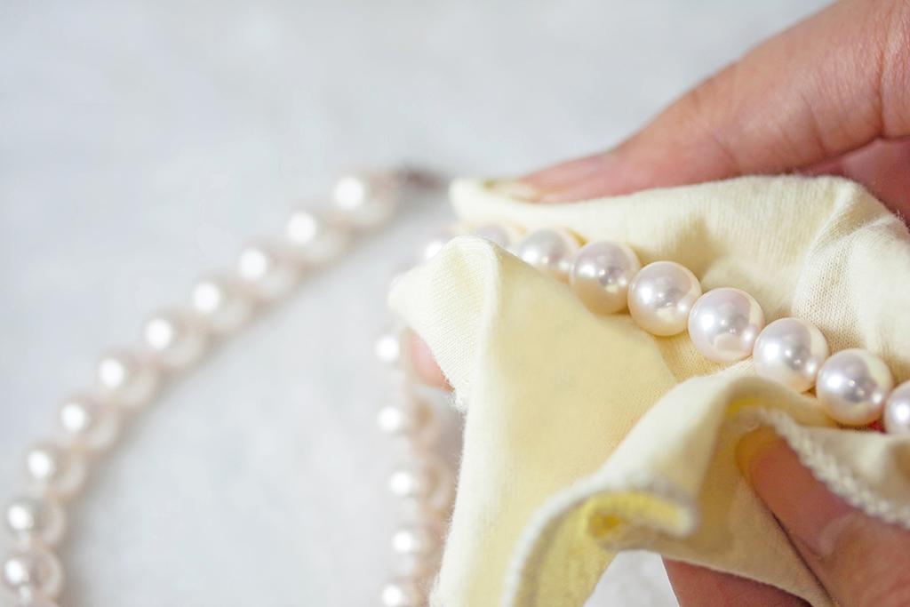 Genisi come pulire le perle