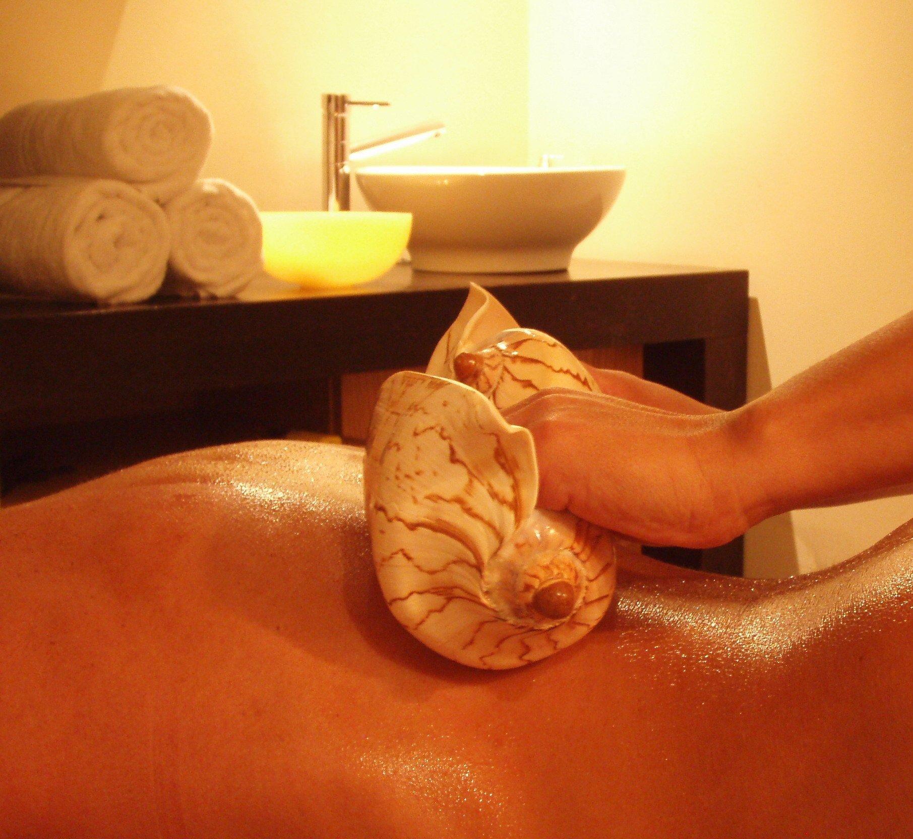 Massaggio di Venere