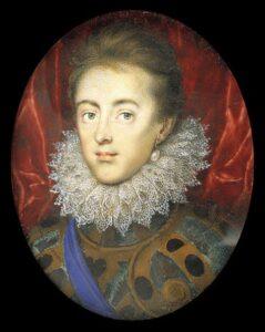 La perla Charles I