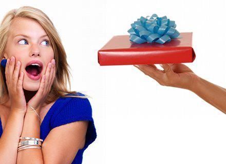 un regalo per lei