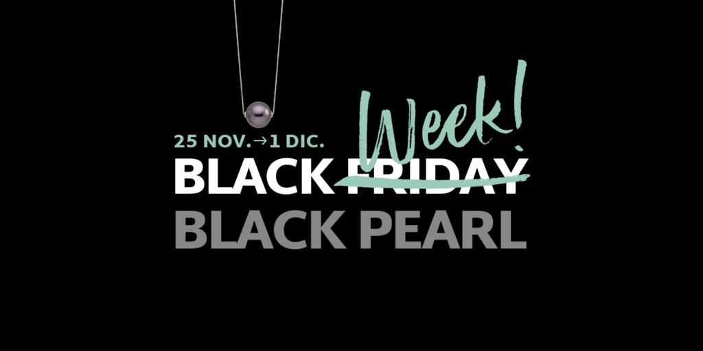 Genisi Pearls - Black Week 2019