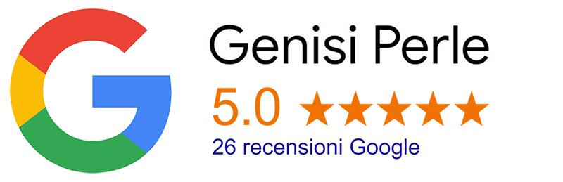 genisi perle recensioni google