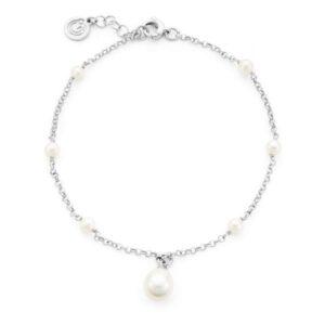 caviglia con perle di acqua dolce