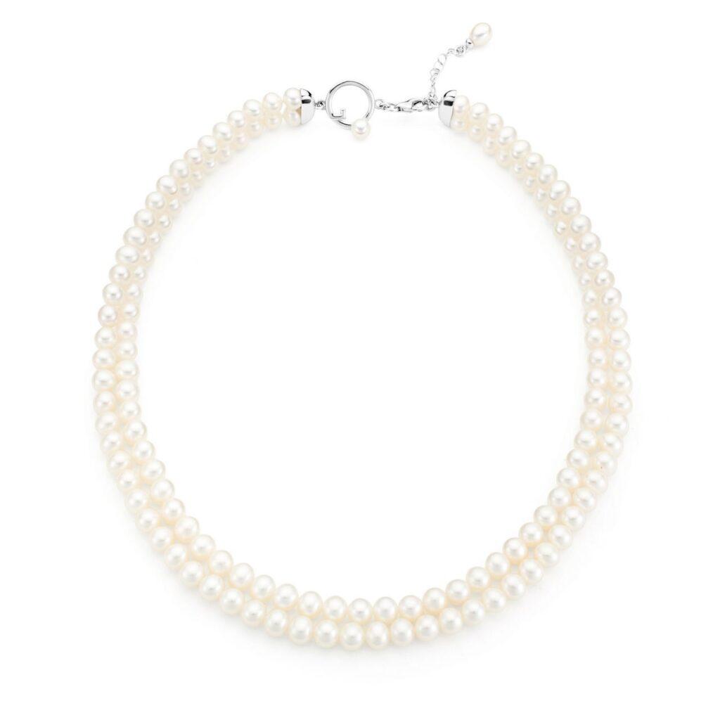 Collana di perle Genisi Pearls