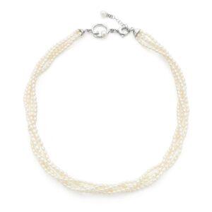 collana perle di fiume genisi pearls
