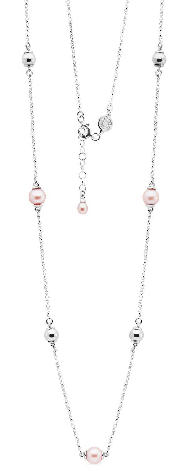 collana perle rotonde