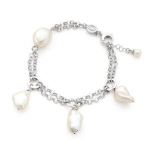 bracciale estivo genisi pearls